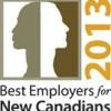 Top 100 des employeurs au Canada pour les immigrants